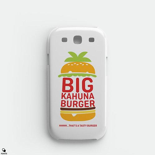 Big Kahuna Burger Alternative Galaxy Phone Case from Pulp Fiction