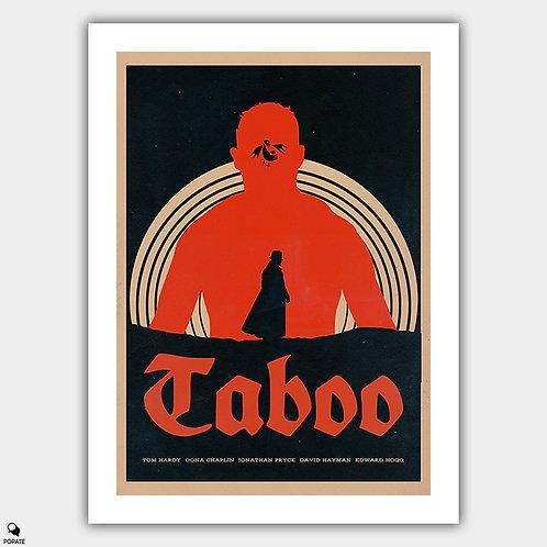 Taboo Alternative Poster