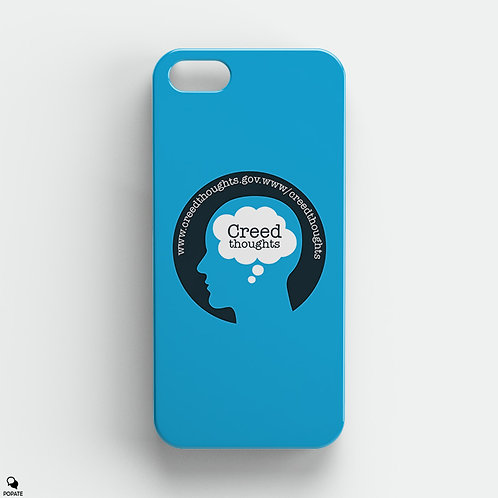 Creed Thoughts Alternative iPhone Case from The Office