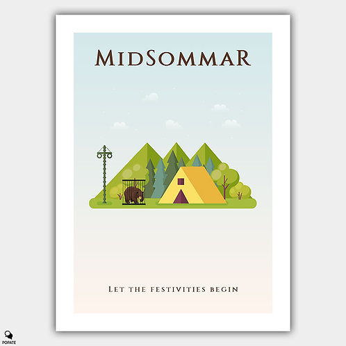 Midsommar Alternative Poster - Longest Day