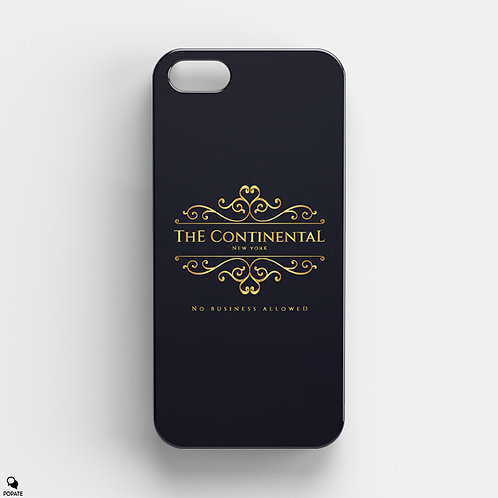 The Continental Alternative iPhone Case from John Wick