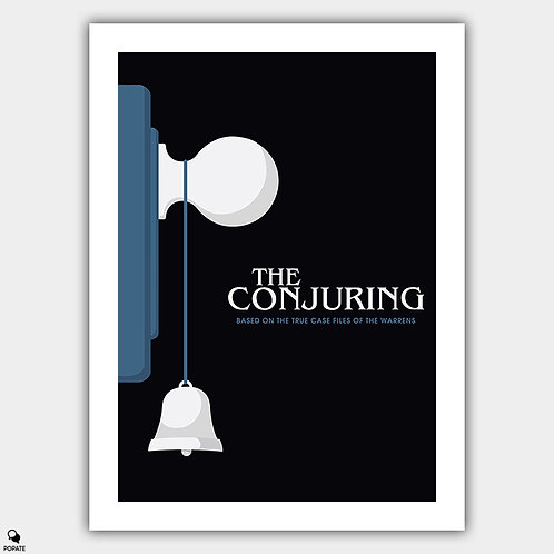 The Conjuring Minimalist Poster