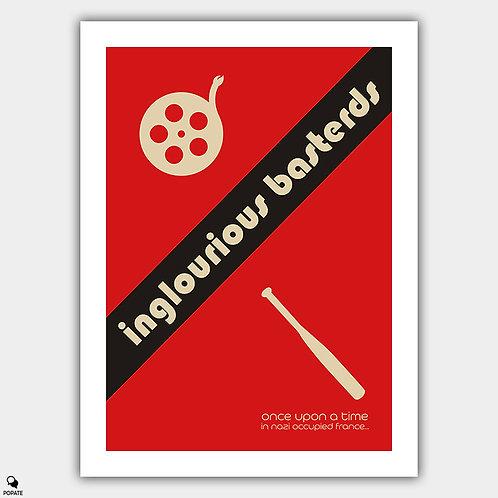 Inglourious Basterds Bauhaus Poster