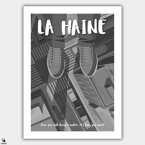 La Haine Alternative Poster