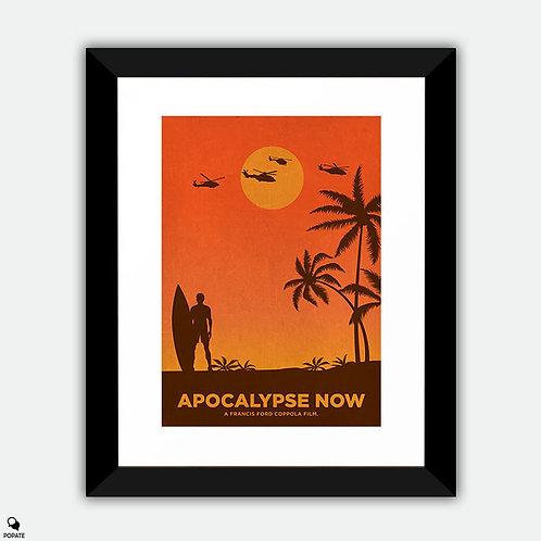 Apocalypse Now Alternative Framed Print