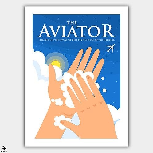 The Aviator Alternative Poster