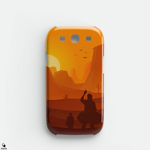Better Call Saul Alternative Galaxy Phone Case - Bagman