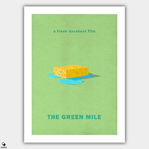The Green Mile Minimalist Poster