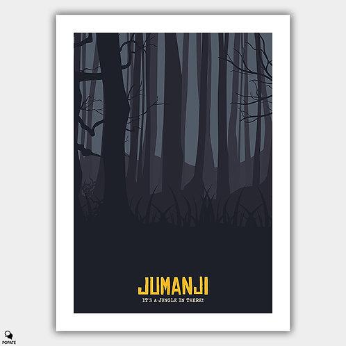 Jumanji Alternative Poster