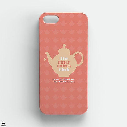The Finer Things Club Alternative iPhone Case from The Office