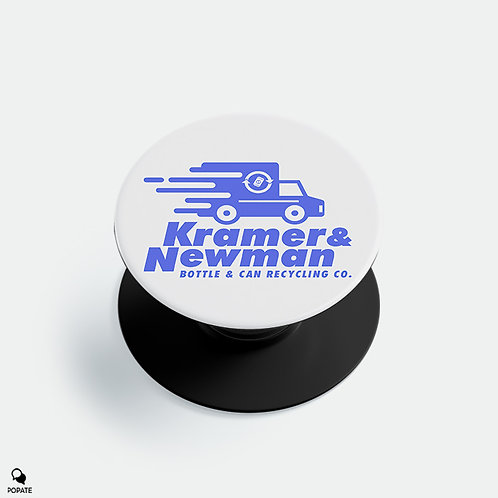 Kramer & Newman Bottle & Can Recycling Co Alternative Pop Holder from Seinfeld