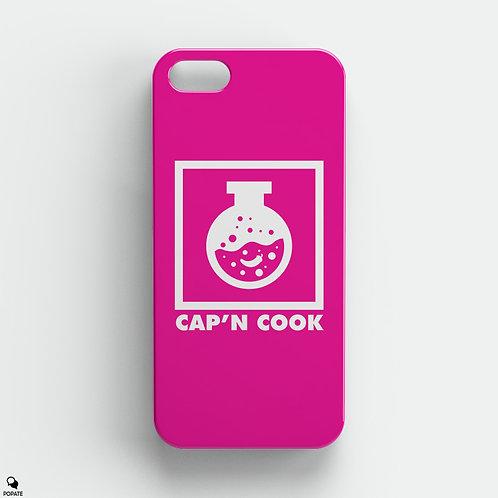 Cap'n Cook Alternative iPhone Case from Breaking Bad