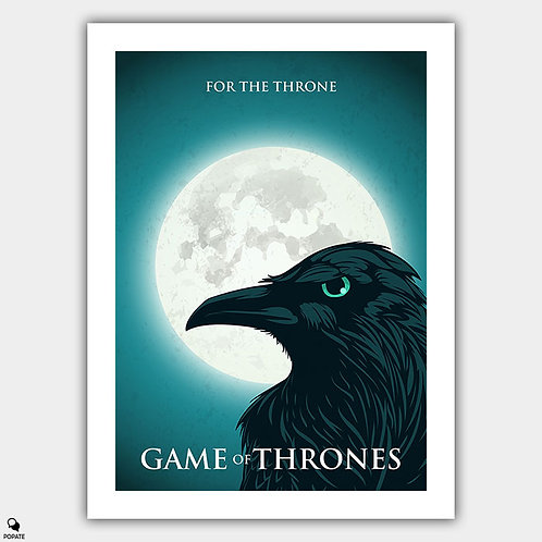 Game of Thrones Alternative Limited Edition Poster