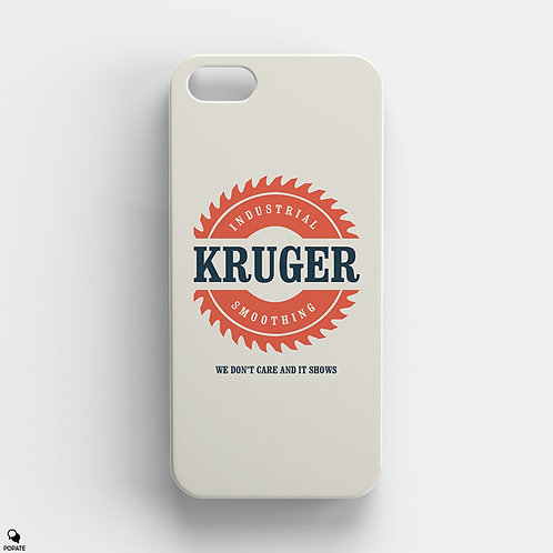 Kruger Industrial Smoothing iPhone Case from Seinfeld
