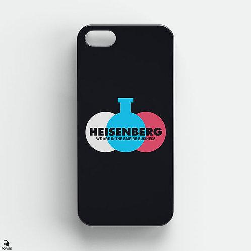 Heisenberg Alternative iPhone Case from Breaking Bad
