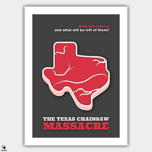 The Texas Chainsaw Massacre Alternative Poster