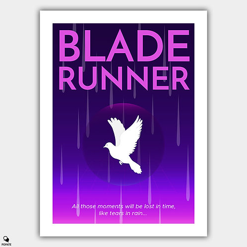 Blade Runner Alternative Poster - Lost In Times