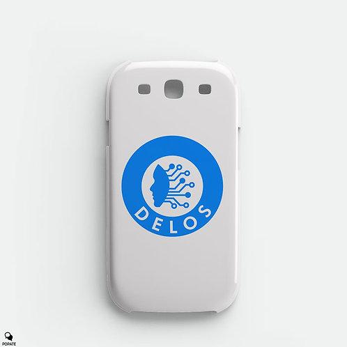 Delos Inc Alternative Galaxy Case from Westworld