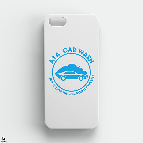 A1A Car Wash Alternative iPhone Case from Breaking Bad