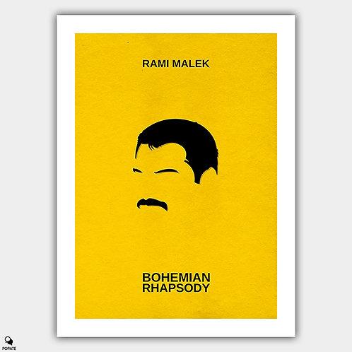 Bohemian Rhapsody Minimalist Poster