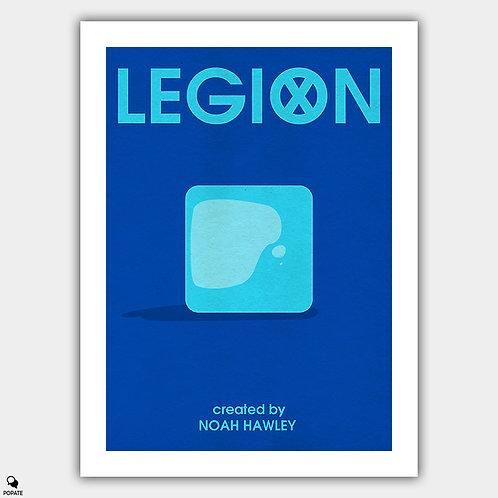 Legion Minimalist Poster - Astral Plane
