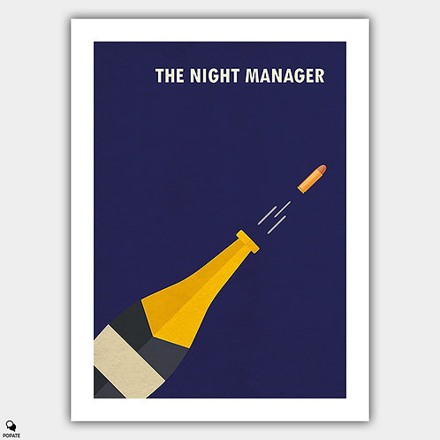 The Night Manager Alternative Poster