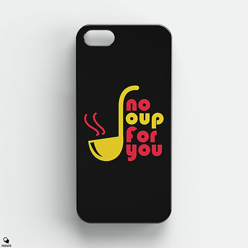 Soup Nazi Alternative iPhone Case from Seinfeld