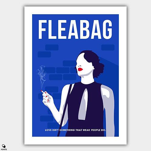 Fleabag Minimalist Poster - Incredulous