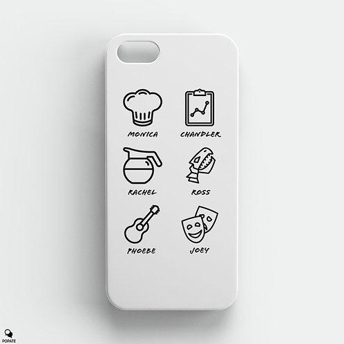 Friends Alternative iPhone Case