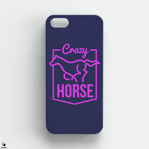 Crazy Horse Alternative iPhone Case from The Sopranos