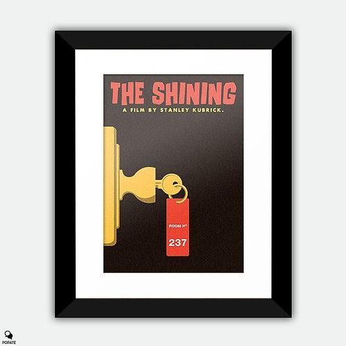 The Shining Alternative Framed Print - Room No 237