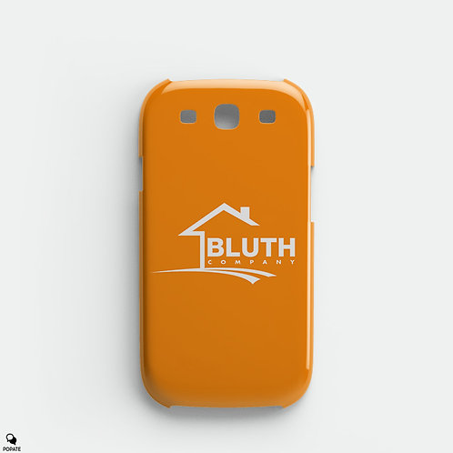 Bluth Company Alternative Galaxy Phone Case from Arrested Development