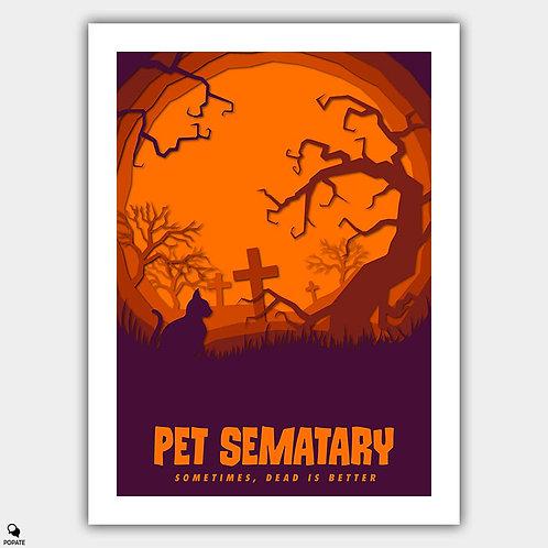 Pet Sematary Alternative Poster