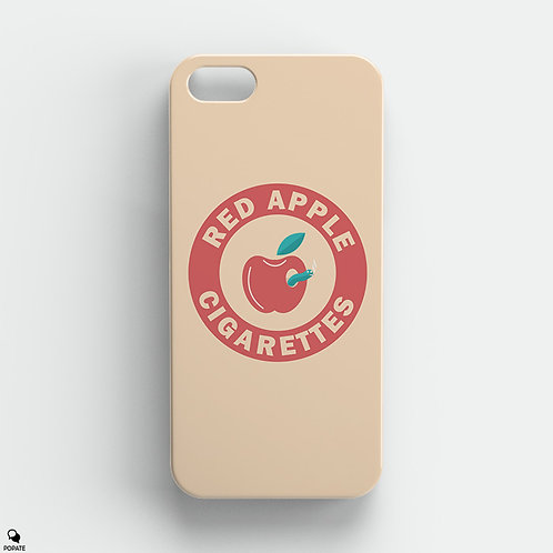 Red Apple Cigarettes Alternative iPhone Case from the Tarantino Universe