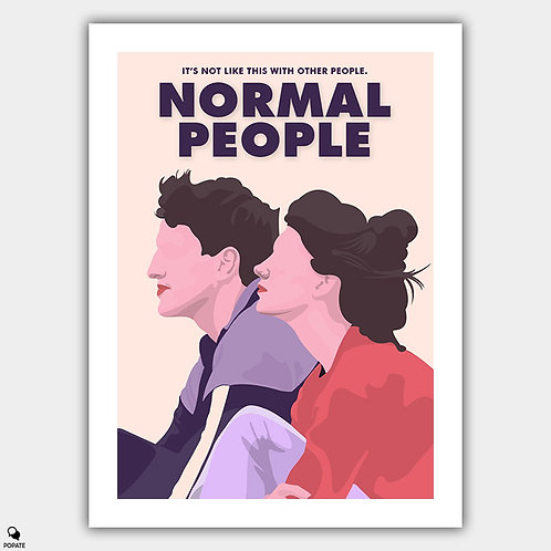 Normal People Alternative Poster - Other People