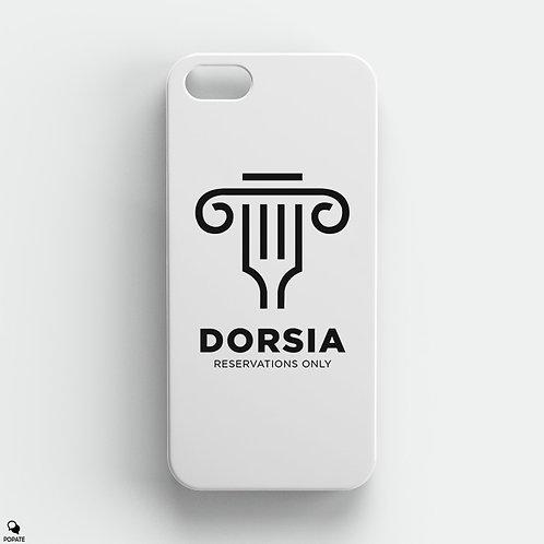 Dorsia Alternative iPhone Case from American Psycho