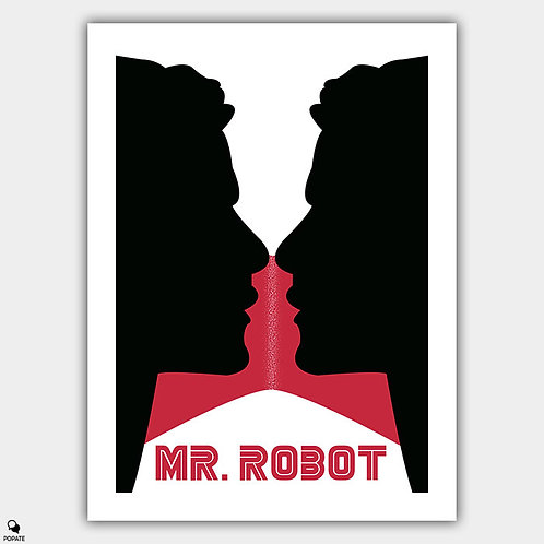 Mr. Robot Alternative Poster - There is Only Me