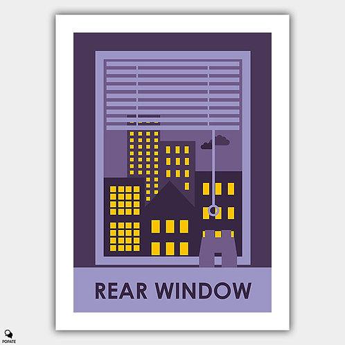 Rear Window Alternative Poster