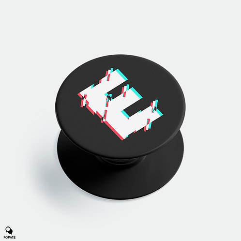 E Corp Alternative Pop Holder from Mr Robot