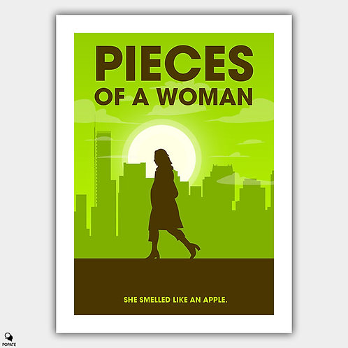 Pieces of a Woman Minimalist Poster