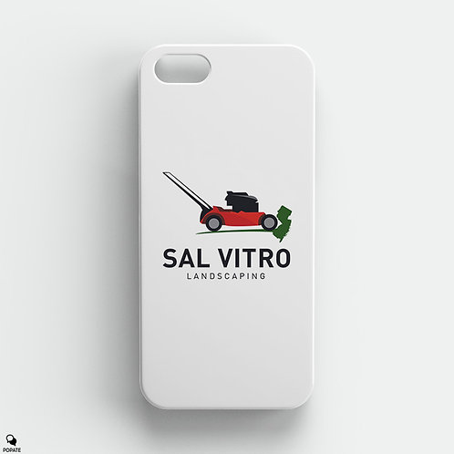 Sal Vitro Landscaping Alternative iPhone Case from The Sopranos