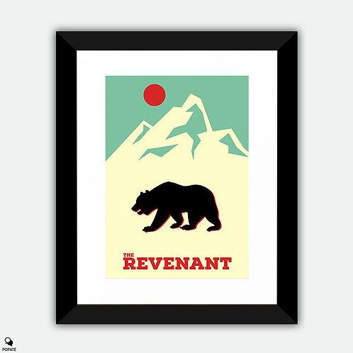 The Revenant Vintage Framed Print