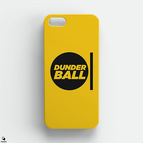 Dunderball Alternative iPhone Case from The Office