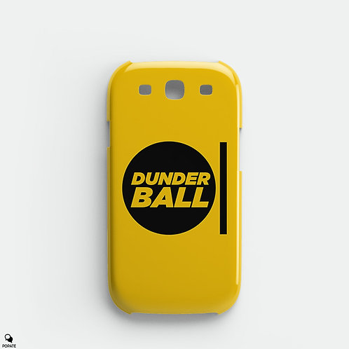 Dunderball Alternative Galaxy Phone Case from The Office