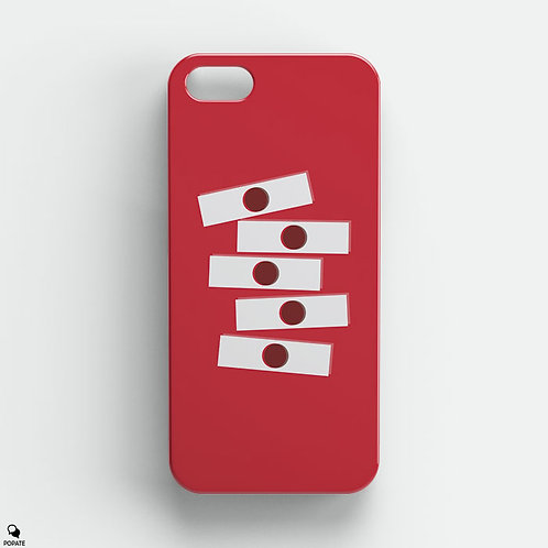 Dexter Minimalist iPhone Case