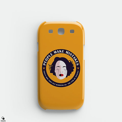 Fleabag Alternative Galaxy Phone Case - Pencil