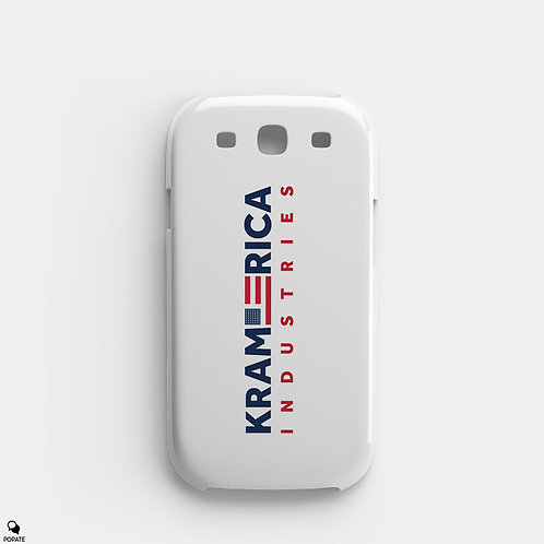 Kramerica Industries Alternative Galaxy Phone Case from Seinfeld