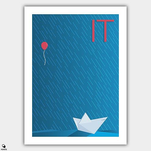 IT Minimalist Poster - SS Georgie