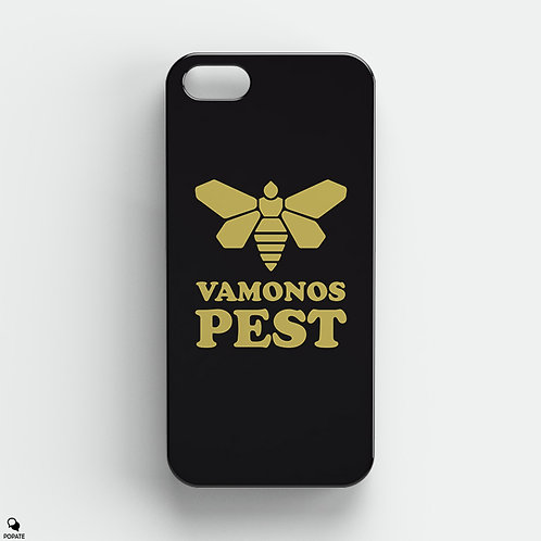 Vamanos Pest Alternative iPhone Case from Breaking Bad