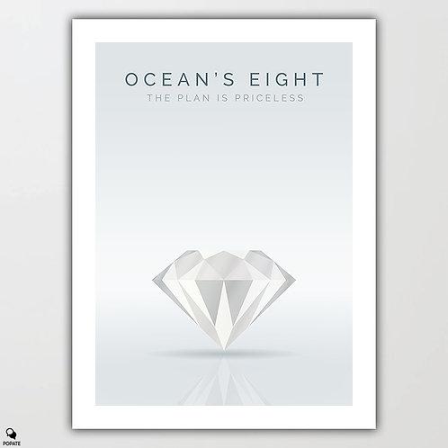 Ocean's Eight Alternative Poster